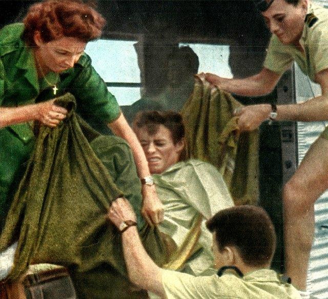 Dien Bien Phu casualties - March 1954