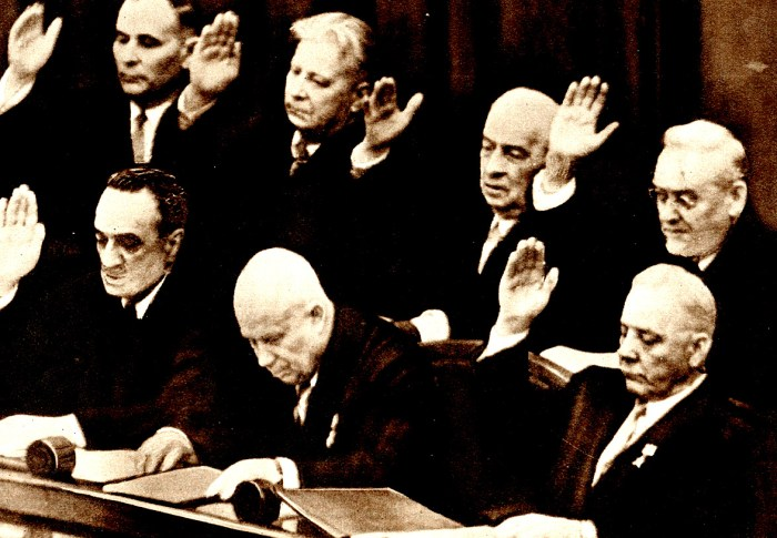 Nikita Khruschev 1958