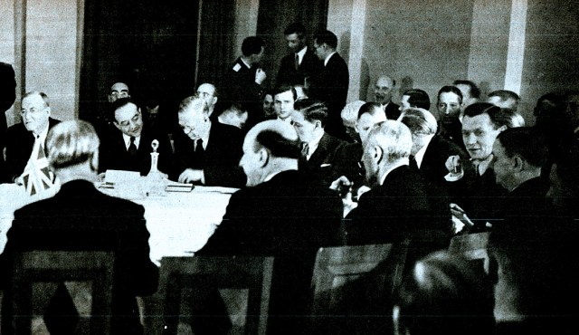 Big Four Conference - Moscow 1947