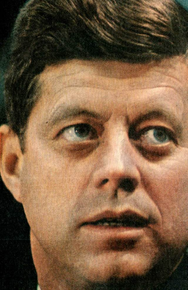 President Kennedy - Press Conference 28