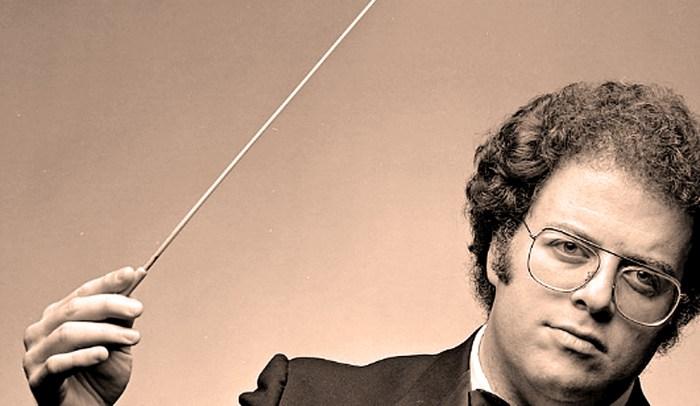 James Levine - and The Philadelphia orchestra - 1980