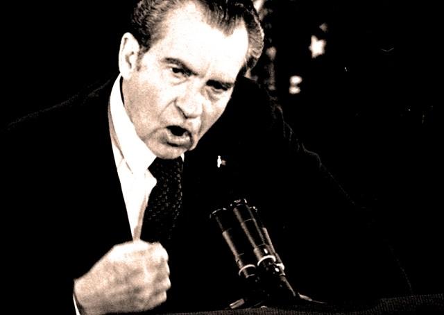 President Nixon Press Conf. March 19, 1974