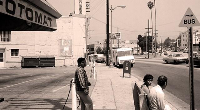 L.A, 1979 - Sunset Boulevard