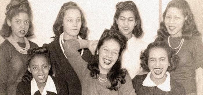 African-American Teenagers - 1951