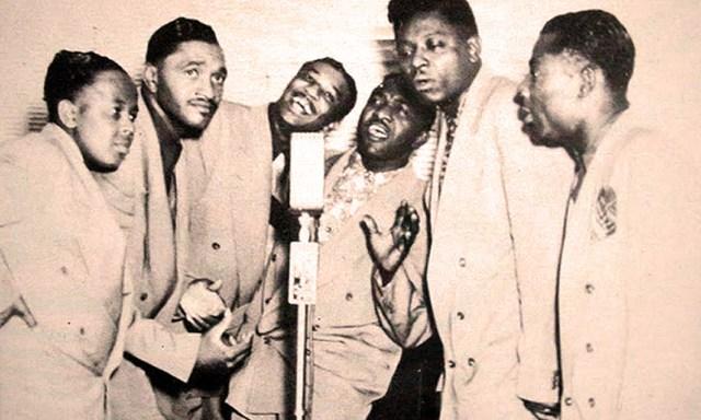 Spirit Of Memphis Quartet