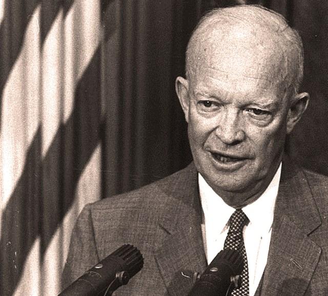 Pres. Eisenhower - Press Conference 1955