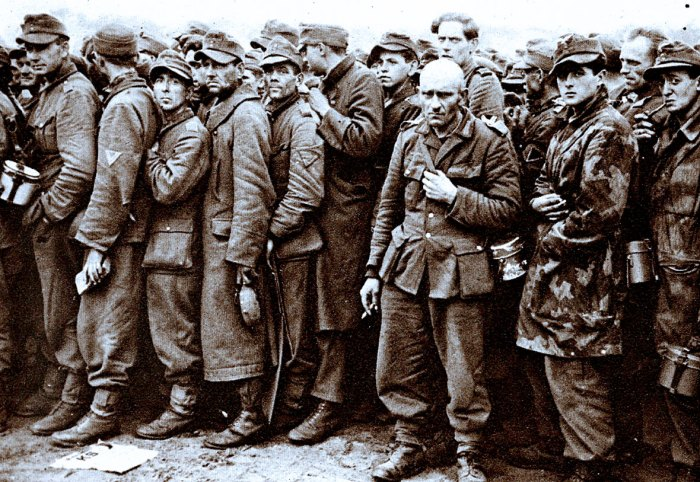 German Prisoners - September 1944