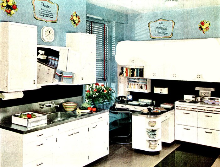 The Kitchen of 1938