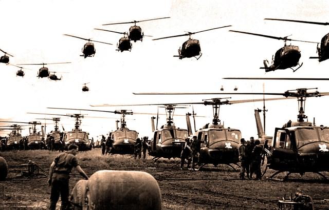 U.S. Military force - 1972