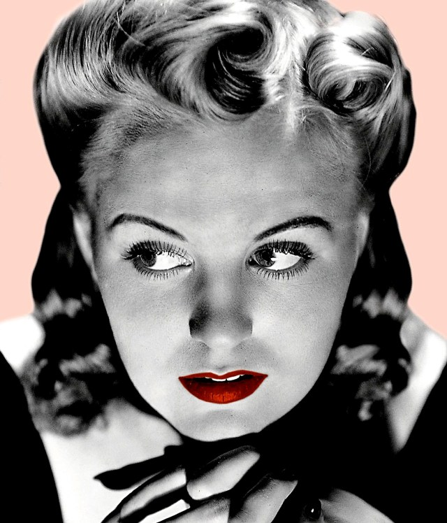 Peggy Lee - In session - 1945