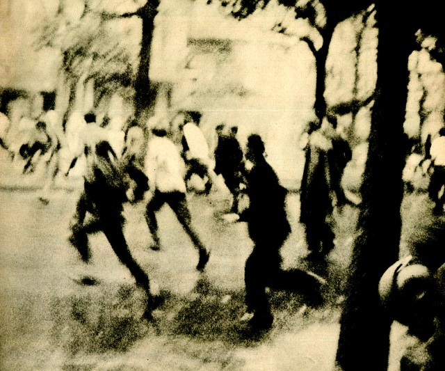 Anti-War Demonstrations - 1968