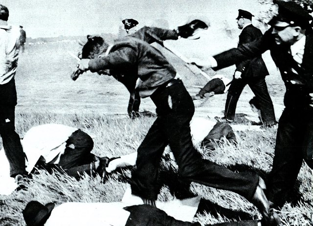 Democracy in Peril 1939