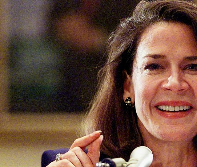 Florida Sec. of State Katherine Harris - election 2000