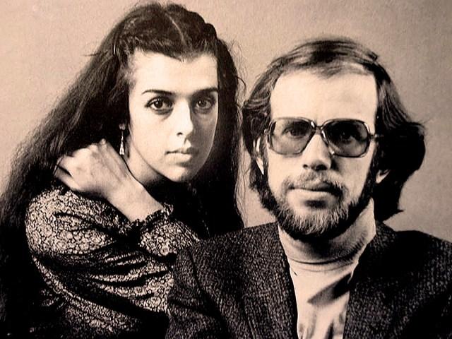 Gidon and Elena Kremer