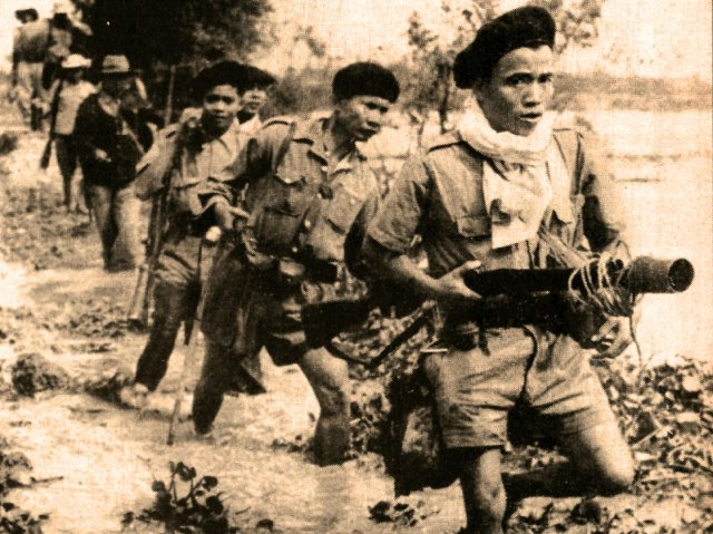 Indo-China War (Vietnam) - January 1951