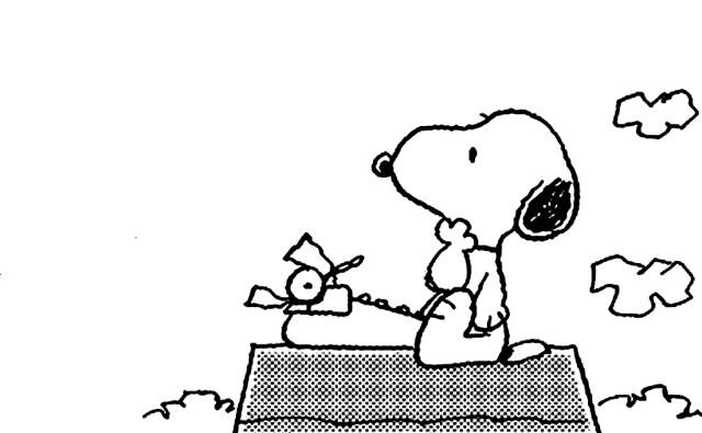 The last Peanuts - January 3, 2000