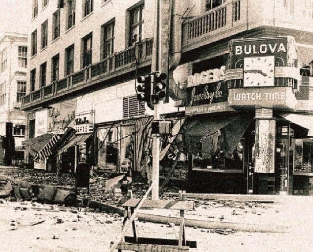 Earthquake of 1952