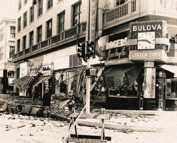 Earthquake of 1952