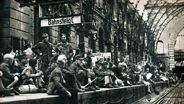 Postwar Europe - 1946