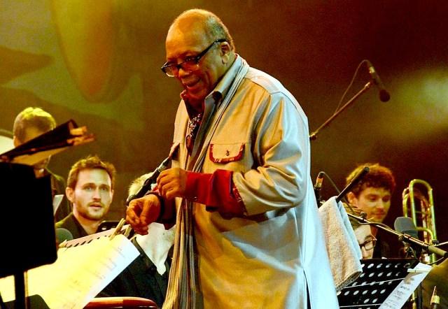 Quincy Jones - Amazing keystone Big Band