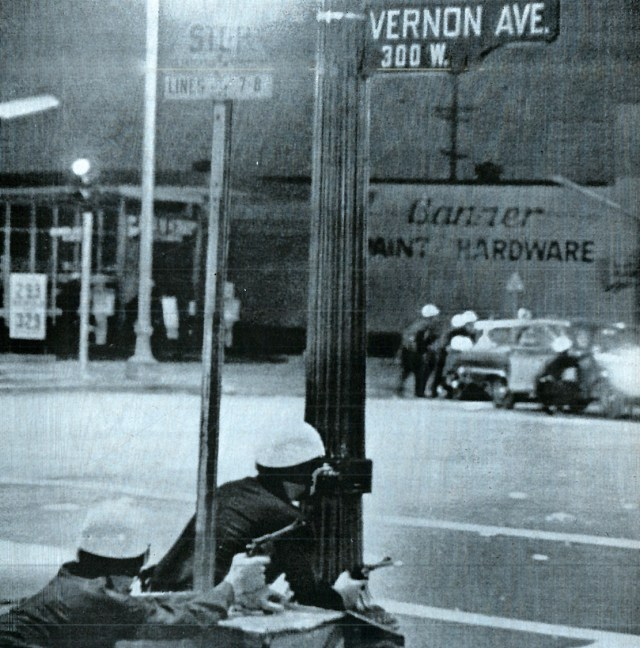 Civil Disorder - Civil Unrest