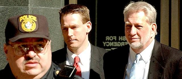 Bernie Ebbers - Worldcom scandal