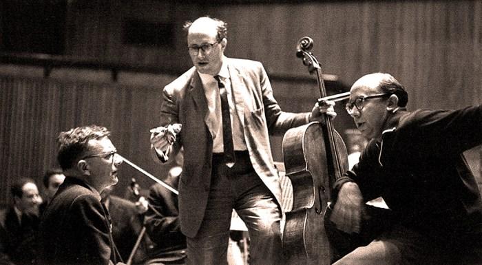 Shostakovich - Rostropovich - Rozhdestvensky