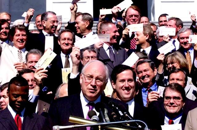 Tax Cut 2001