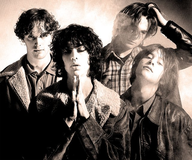 The Verve - in session Mark Radcliffe
