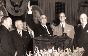 FDR - 1936 Democratic Convention