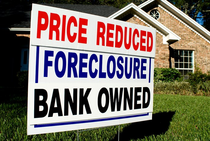 Foreclosure 2008