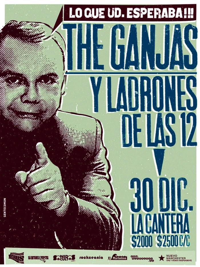Ganjas poster