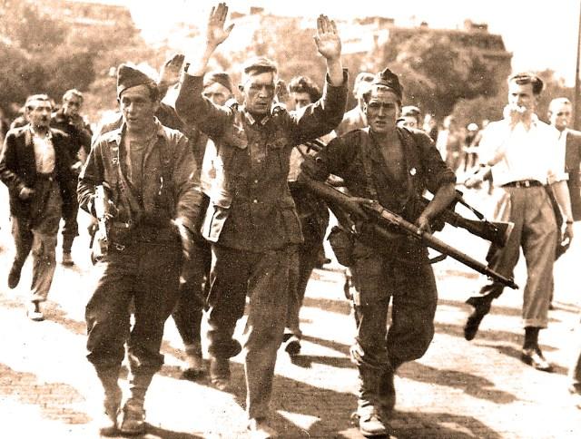 Paris Liberation - August 25, 1944