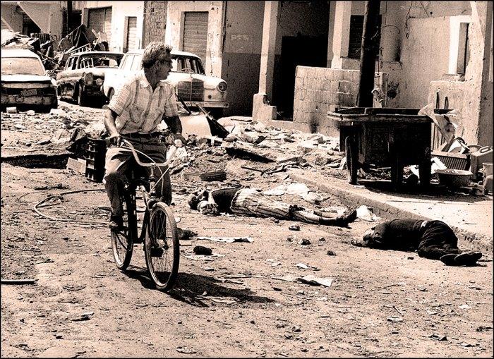 Beirut - August 1982