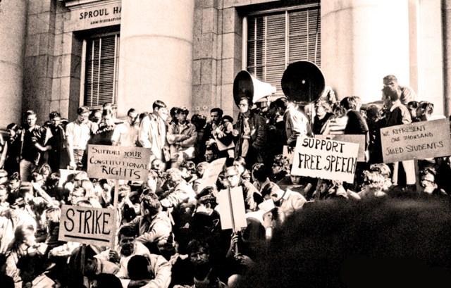 Berkeley Student Protests