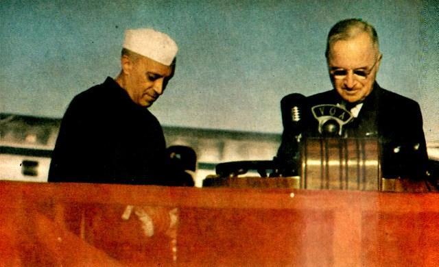 Prime Minister Nehru