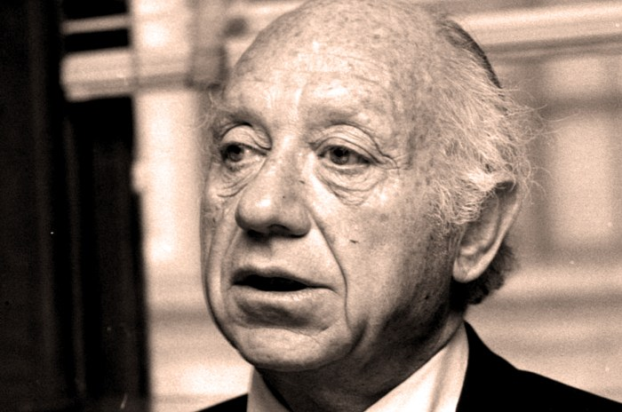 Jacob Javits - Face the Nation - 1967