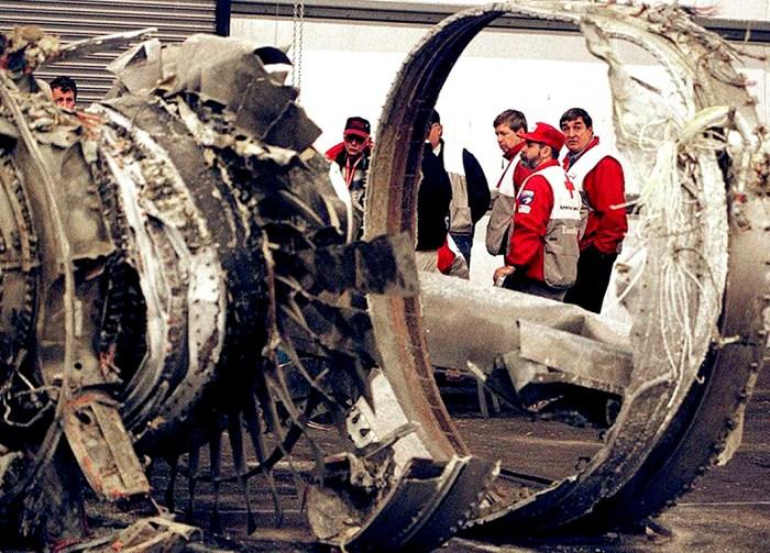 Egyptair Flight 990