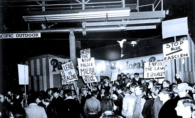 Sunset Strip Riots - 1966