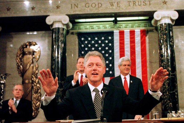 State of The Union -1996