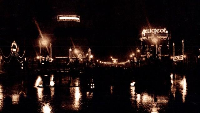 Paris By Night - 1939