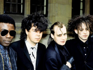 The Cure - w/Andy Anderson (L)