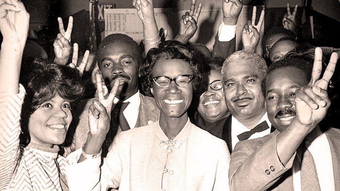 Shirley Chisholm - the 92nd Congress was going to be different - a LOT different.