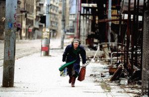Sniper attacks in Kosovo