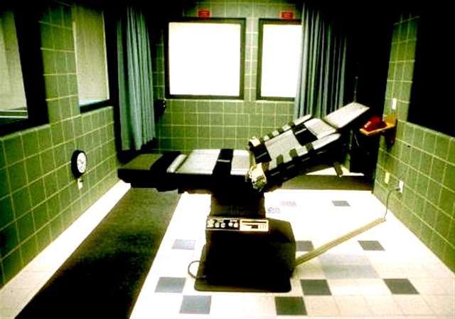McVeigh Execution site.