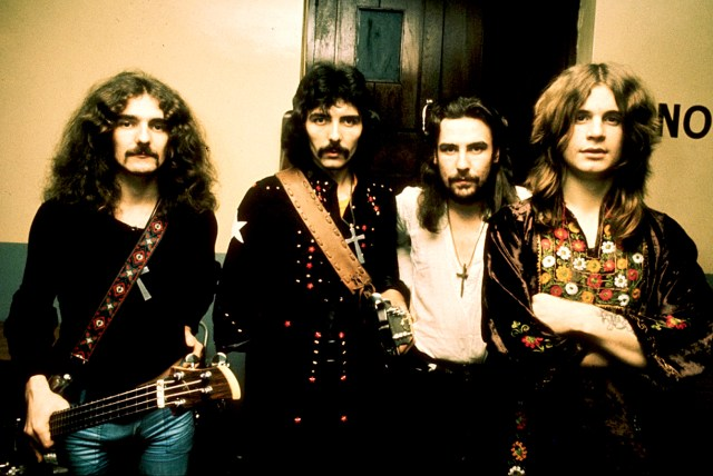 Black Sabbath in session for John Peel