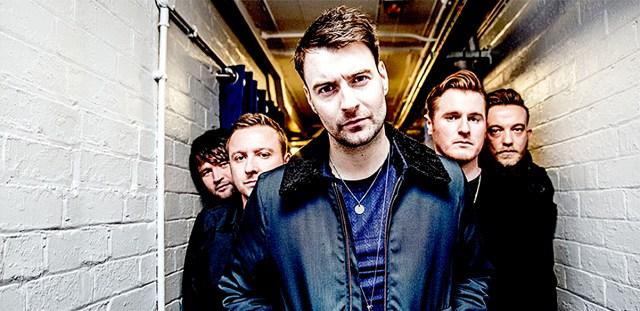 The Courteeners - in concert at Glastonbury 2013
