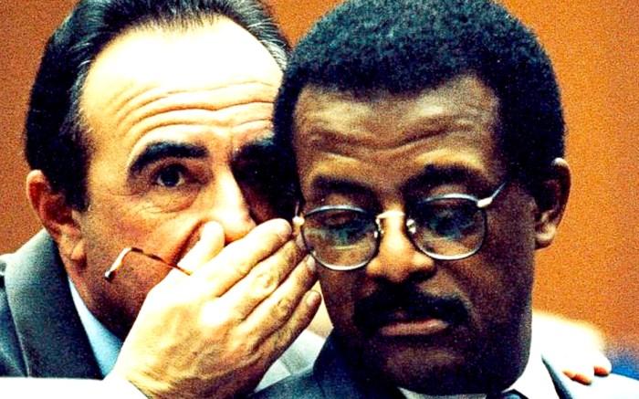 OJ Simpson Trial - August 1995