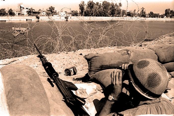 Watch On The Suez - August 1970