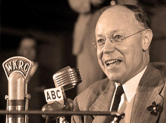 Sen. Robert A. Taft - September 23, 1947
